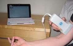 Electrical Impedance Myography...painless, quantitative measure of muscle health.