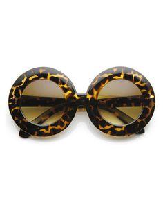 09ba133fcfd5 BUGABOO SUNGLASSES Circle Sunglasses