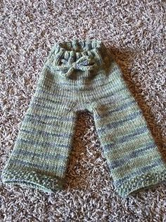 Ravelry: Fit Forever Longies pattern by Marie O'Mahony Crochet Baby Pants, Leggings Are Not Pants, Baby Knitting, Ravelry, Children, Fitness, Pattern, Clothes, 18 Months