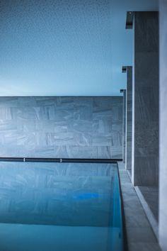 Indoor Swimming Pool @NIDUM Indoor Swimming Pools, Beautiful Architecture, Bathtub, House, Standing Bath, Indoor Pools, Bathtubs, Bath Tube, Bath Tub