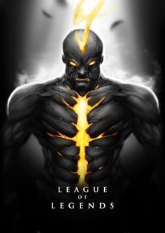 Brand :: League of Legends :: fan art