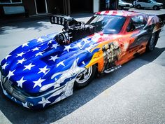Dina Parise Racing - 1964 Chevy Corvette Pro Mod - Painting and Drawing - Funny Car Drag Racing, Nhra Drag Racing, Funny Cars, Auto Racing, Chevrolet Corvette, Classic Corvette, Street Racing, Drag Cars, Car Painting
