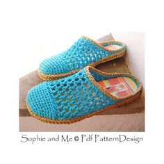 Sophie and Me: RAFFIA CROCHET SLIPPERS/SANDALS FOR STREET WEAR