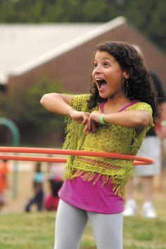 Back to School Hooping  http://www.hooping.org/2012/09/back-to-school-hooping/