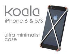 iPhone 6 & 5/S Koala Case