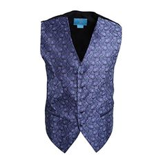 EGC1B04-06 Inspire Style Patterned Waistcoat Microfiber Designer Vests By Epoint - http://www.darrenblogs.com/2016/11/egc1b04-06-inspire-style-patterned-waistcoat-microfiber-designer-vests-by-epoint/