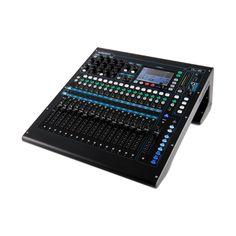 Allen & Heath Qu-16. Rackmountable digital mixer.
