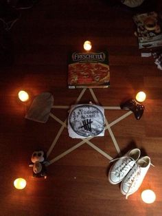 Shut up mom I'm trying to summon 5 seconds of summer