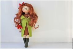 Купить Амалия. Интерьерная кукла. - разноцветный, кукла ручной работы, кукла, кукла в подарок, интерьер Aurora Sleeping Beauty, Wonder Woman, Superhero, Disney Princess, Pattern, Handmade, Dolls Dolls, Bjd, Tablescapes