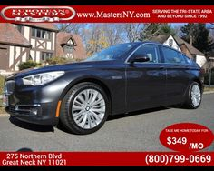 2014 BMW 5 SERIES GRAN TURISMO 535I XDRIVE  - $32395,  http://www.theeuropeanmasters.net/bmw-5-series-gran-turismo-535i-xdrive-used-great-neck-ny_vid_6151417_rf_pi.html #EuropeanMasters #BMW #GreatNeck