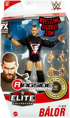 Figuras Wwe, Balor Club, R Truth, Wwe Toys, Bray Wyatt, Wwe Action Figures, Wwe Elite, Finn Balor, Backyard For Kids