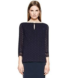 Tory Burch Elie Top