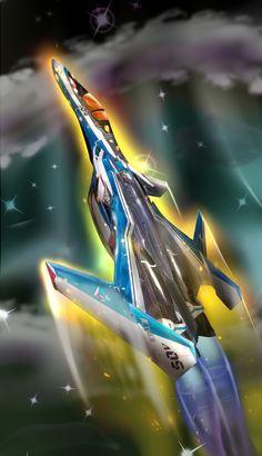 「VF-31J Siegfried」/「Mr_Lobster」のイラスト [pixiv] http://www.pixiv.net/member_illust.php?mode=medium&illust_id=58195519