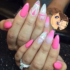 Instagram media iluvurnailz  #nail #nails #nailart