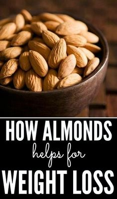 Did you know that nuts are a perfect weight loss food when eaten in moderation? Have you tried almonds for weight loss and management? It's time that you try this tasty nut for its amazing benefits.
