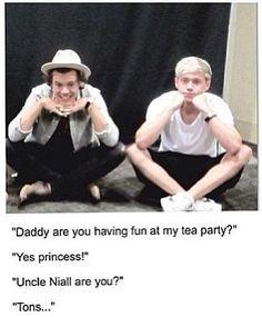 Harry and his cupcake self