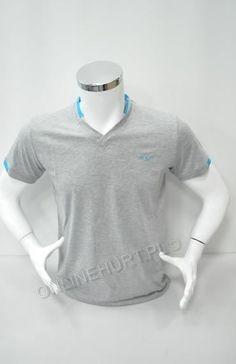 T-shirt Męski 0701 Lean 2014 M-2XL Prod. Turecki