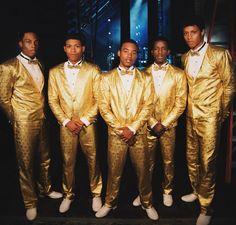 Pic from the New Edition story. Cute Black Boys, Cute Boys, New Edition Bet, Empire Hakeem, Luke James, Ralph Tresvant, Aaliyah Style, T Power, Fine Black Men