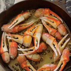 Chef G. Garvin | Snow Crab Claws