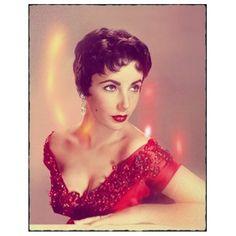 """""""Breathtaking <3 #50s #1950s #MyEdit #ElizabethTaylor #LizTaylor #wcw #goldenage #classic #beauty #vintage #vintagehollywood #vintageactress #vintagephoto…"""""""