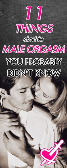 [ad] 11 Things About the Male Orgasm You Probably Didn't Know