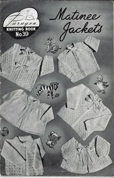 Knitting Books, Vintage Knitting, 4 Ply Yarn, Book Jacket, Baby Knitting Patterns, Crochet Clothes, Knit Crochet, Jackets, Child