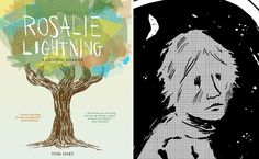 An interview with Tom Hart about his new book, Rosalie Lightning.