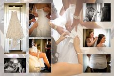 getting ready for wedding pictures - Google Search
