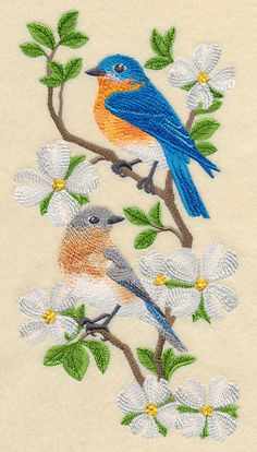 Machine Embroidery Patterns Machine Embroidery Designs at Embroidery Library! Sewing Machine Embroidery, Embroidery Monogram, Learn Embroidery, Hand Embroidery Stitches, Free Machine Embroidery Designs, Crewel Embroidery, Embroidery Techniques, Embroidery Applique, Embroidery Supplies