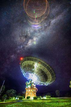 25 Fotografías de cielos nocturnos espectaculares
