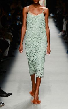 Rochas Spring Summer 2016 Look 8 on Moda Operandi
