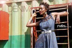 RWANDA CLOTHING DENIM COLLECTION 2013