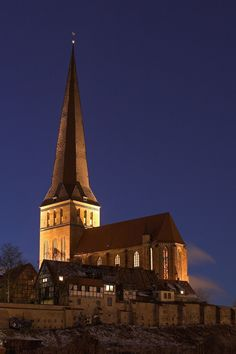 """Petrikirche"", Hanseatic City of Rostock"