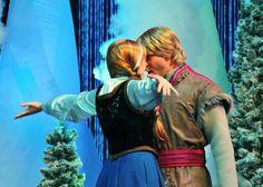 Kristoff and Anna