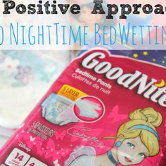 A Positive Approach To NightTime Bedwetting