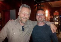 Me and Billy Bragg