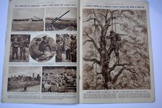 D-Day 1944 The Illustrated London News WWII by BiminiCricket