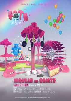 bubble mechanic poster