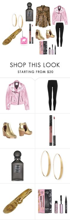 """""""Yes, yes I would."""" by martianspygirl on Polyvore featuring MANGO, Polo Ralph Lauren, Jeffrey Campbell, Kat Von D, Tom Ford, Lana, Too Faced Cosmetics and Alessandra Rich"""