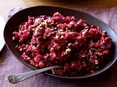 Cranberry-Orange Relish recipe from Trisha Yearwood via Food Network
