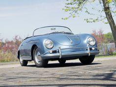 Porsche 356A 1600 Speedster by Reutter US-spec (T1) '1955–57