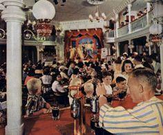 Disneyland from Life Magazine, 1955.