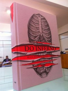 A pensadora: Livro: Do Inferno - Alan Moore