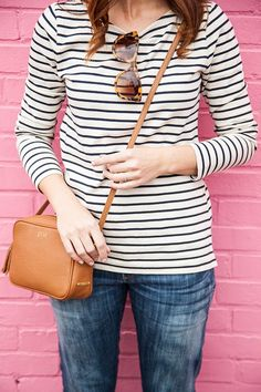 Here & Now | A Nashville Style Blog: weekend stripe