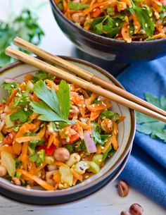Ultimate Asian Salad recipe