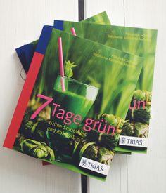 7 Tage grün von Franziska Schmid - VeganBlog.de