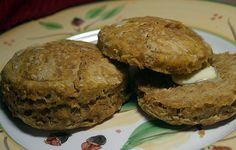 Pumpkin Biscuits  use Vegan Becel