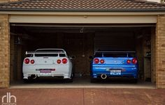 His & Hers | Nissan Skyline