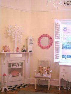 Habitaciones para niña shabby chic: fotos ideas  (39/41) | Ellahoy