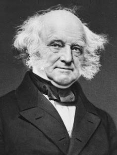 Martin Van Buren (December 5, 1782 – July 24, 1862) was the eighth President of the United States (1837–1841)